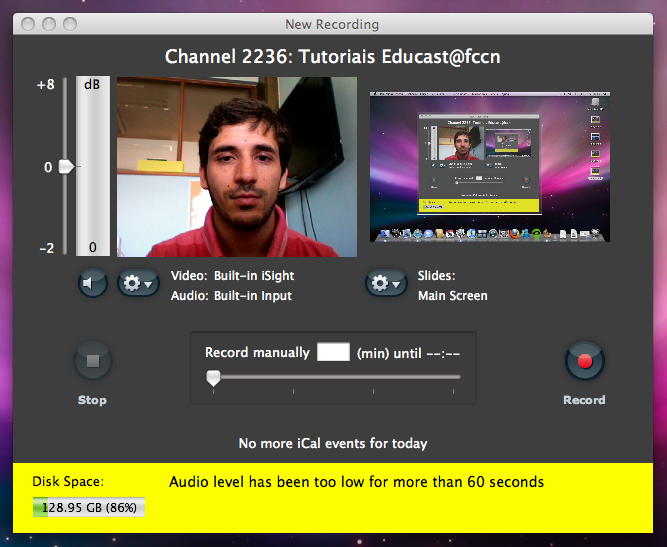 Educast_Recorder